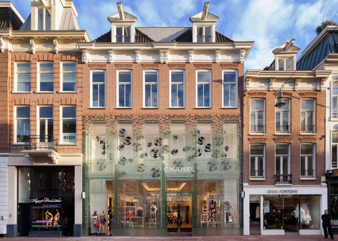 Chanel Flagship in Amsterdam